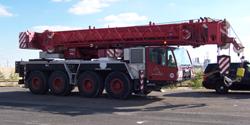 Crane & Well Service Unit Mileage