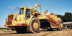 Self-Propelled Off Road Equipment