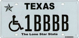 Permanent Plate