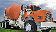 Ready-Mixed Concrete Trucks