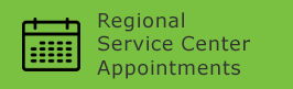 Regional Service Center Appointments