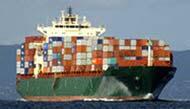 Intermodal Shipping Container Port Permit